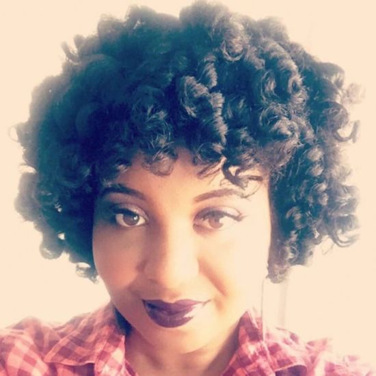 Perm Rod Set  3b 3c 4a Out & Loose Rollers & Rods #naturalhair #naturallycurly #naturalhairdaily