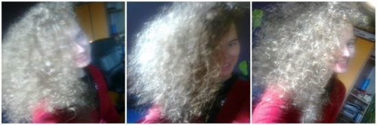 My naturally thick and strong curly hair of 5 different curly types:2c,3a,3b,3c and 4a. 3a 3b 3c Out & Loose Long Curly Hair pineapple thick hair curlygurly