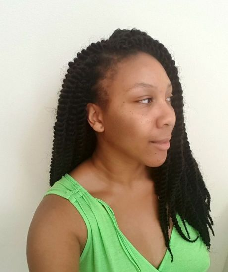 Crochet Mambo Twists 4b 4c Extensions mambo twists crochet braids