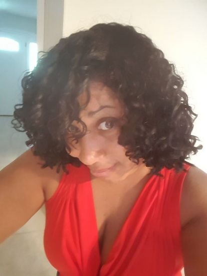 Curls Curls Curls 3b Out & Loose Wash and Go 3b/3c hairtype Wash and Go
