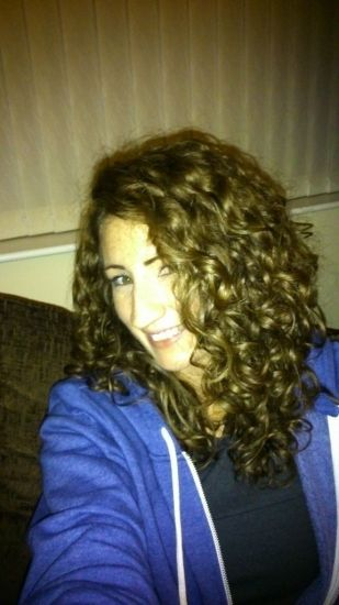 Medium length curls 3a Out & Loose Long Curly Hair