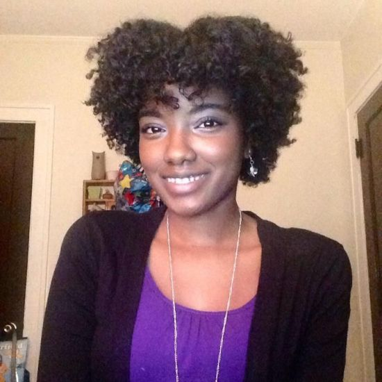 Twist Out  4a 4b Out & Loose Twist Out Natural Hair twist out
