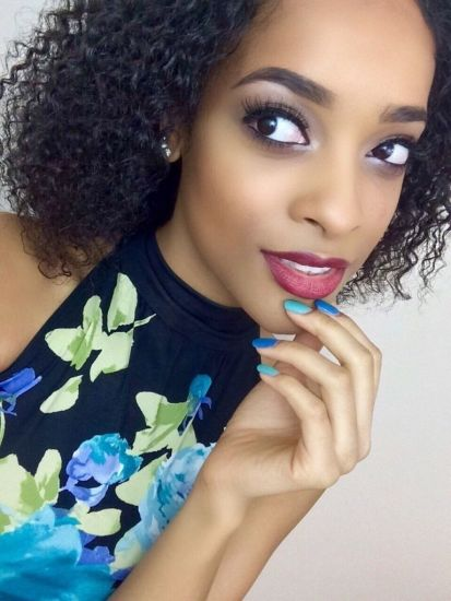 Short & Simple 3c Out & Loose Braid Out curl definition curls