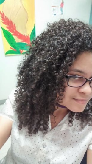 AG 3b 3c Out & Loose Wash and Go Curly Hair naturallycurly 3b/3c hairtype Wash and Go
