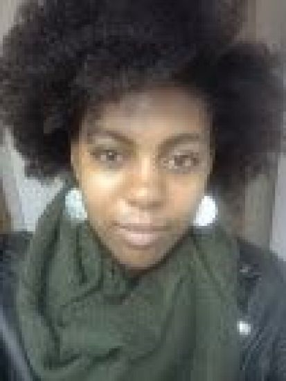 Good hair day 4a Out & Loose Afro naturalista