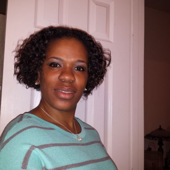 several days old twist out  4c Out & Loose Flat Twist Out