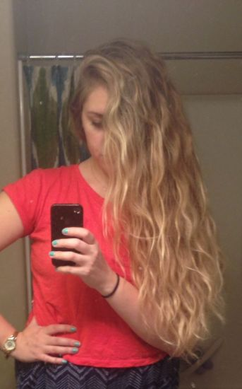 Xtra long 2b waves  2b Out & Loose Beachy Waves Long waves beachy super long 2b lush