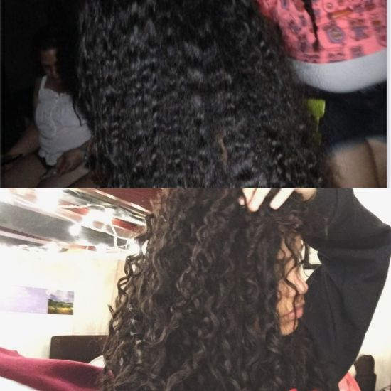 Transitioning!!!!! 3a 3b Out & Loose Wash and Go