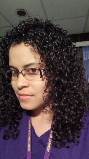 Deva Deva 3b 3c Out & Loose Wash and Go 3b/3c hairtype 3B Hair Curly Hair Natural Hair naturallycurly Wash and Go