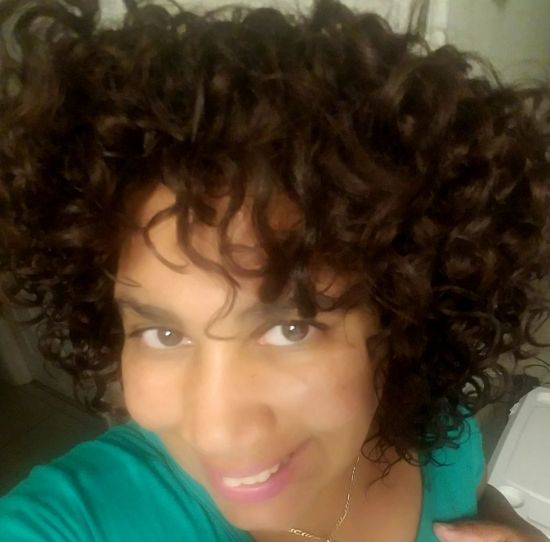 Curly Girly 3b Out & Loose Wash and Go