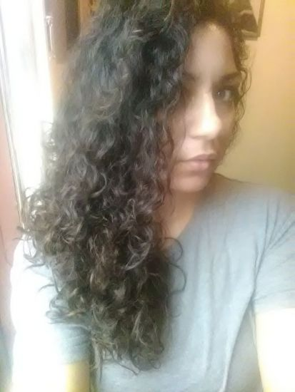 Cantu fan!! 3b Out & Loose Long Curly Hair
