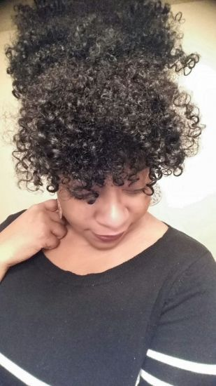 Wash n Go Puff 4a 4b 4c Out & Loose Wash and Go