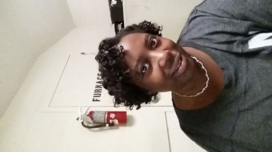 Three strand twist out 4b Out & Loose Flat Twist Out