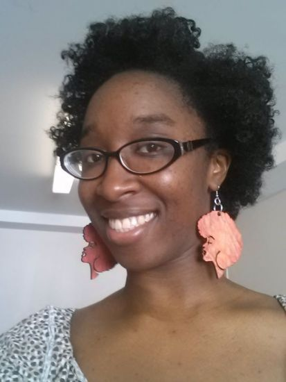 Bantu Knot Twist Out 4b Out & Loose Twist Out