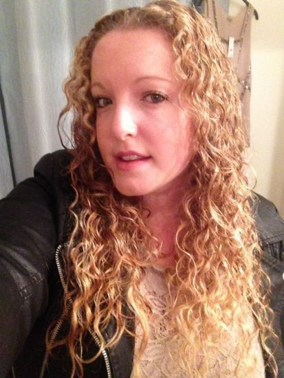 Curly locks 3b Out & Loose Long Curly Hair #naturallycurly