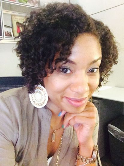 Twist Out 3c Out & Loose Twist Out twist out Natural Hair 3c Hairstyle