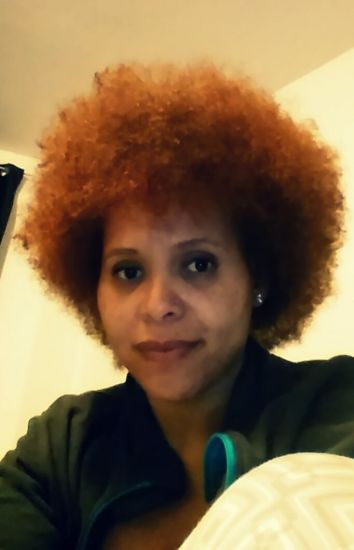 My Fro 4c Out & Loose Afro