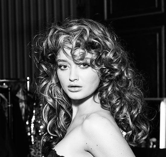 Disheveled Curls by TIGI