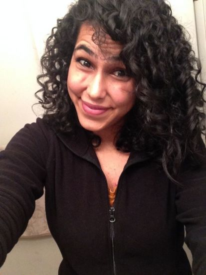 Good hair day  3a 3b Out & Loose Wash and Go