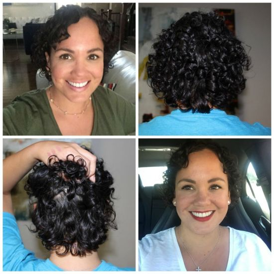 Loving My Curly Hair, still trying to figure out what type it fits into some 2c-3a-3b? 2c 3a 3b Out & Loose Wash and Go
