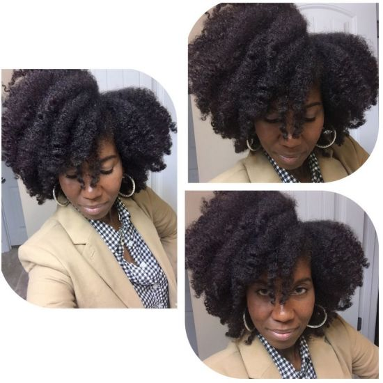 TwistOut 4a 4b Out & Loose Twist Out