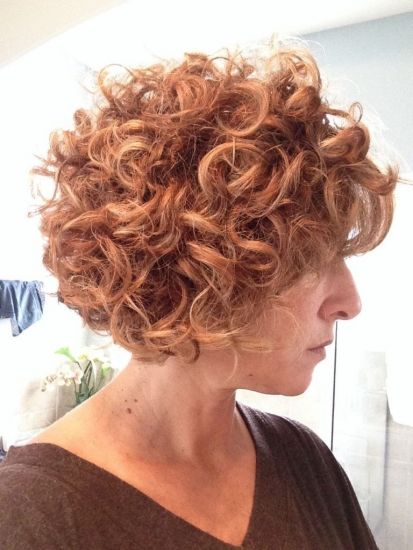 a line haircuts for curly hair a line curly bob naturallycurly 2933
