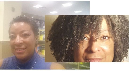 18 Months of Amazing Growth. I LOVE My Kinky Curlies! 3c 4a Out & Loose Wash and Go