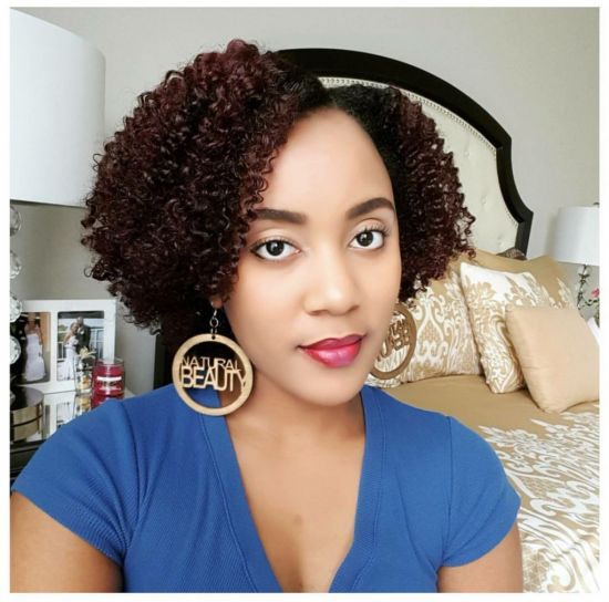 braid out with did flaxseed gel and hair hair butter mix 3c 4a 4b Out & Loose Braid Out ouidad braid out flaxseed gel diy hair butter