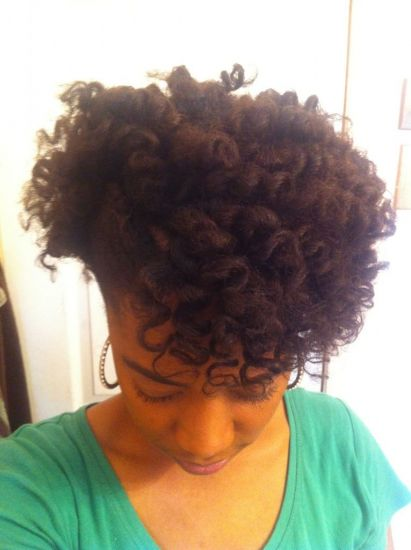 Bantu Knot Out 3c 4a 4b Out & Loose Bantu Knot Out