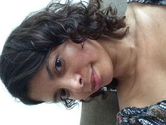 no more heat - starting curly girl method tomorrow... I want lovely locks 3a Out & Loose Wash and Go
