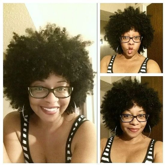 Wash n Go Fro 4a 4b 4c Out & Loose Afro